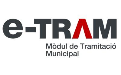 Tràmits electrònics - E-TRAM