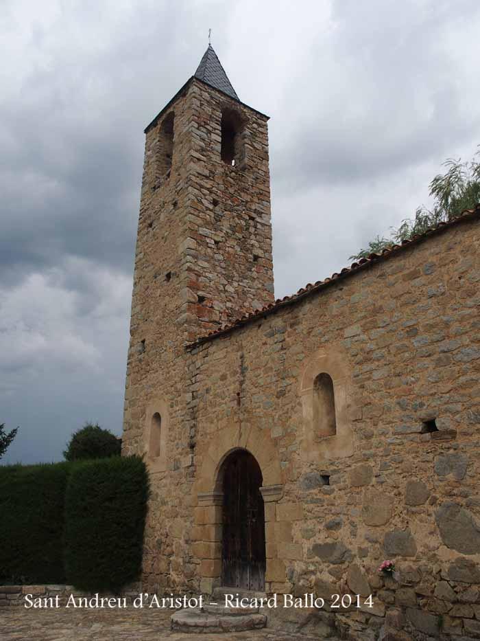 Església de Sant Andreu d'Aristot